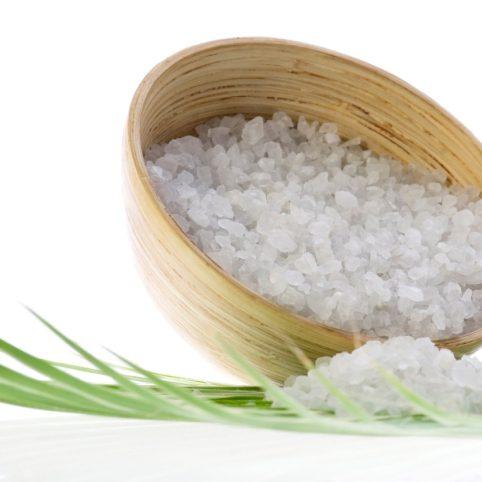 filtrazione acqua con cloruro di sodio